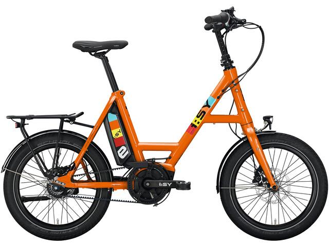 "i:SY DrivE S8 ZR 20"", orange"